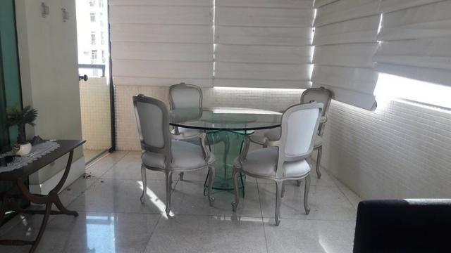 Belíssimo e Luxuoso Apto 100% Mobiliado 500 m² Um Por Andar no Torre de Tolêdo - Foto 16