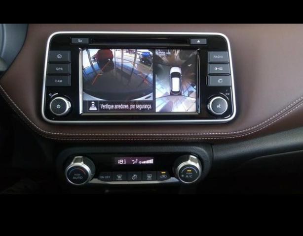 Nissan Kicks SL Pack 1.6 Cvt Xtronic 2020/2020 0km top + Taxa Selic* em 36 meses !!! - Foto 12