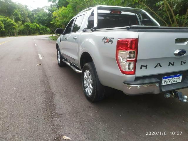 Ford ranger xlt 4x4 diesel 2018 - Foto 2