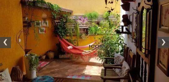 Casa à venda, 130 m² por R$ 1.050.000,00 - Santa Teresa - Rio de Janeiro/RJ - Foto 3