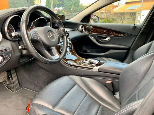 MERCEDES-BENZ C180 EXCLUSIVE 1.6 16V T4P 2015 - Foto 3