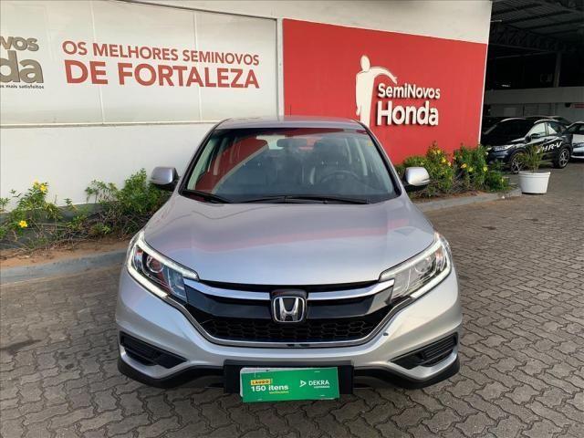 HONDA CRV 2.0 LX 4X2 16V FLEX 4P AUTOMÁTICO - Foto 2
