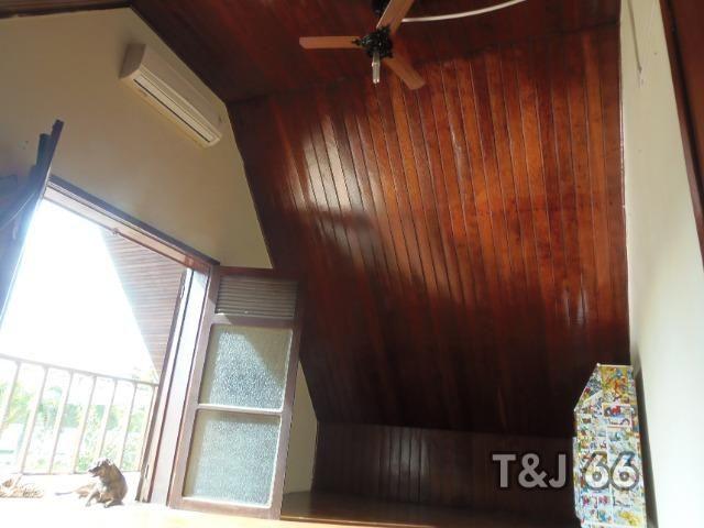 Casa duplex em condomínio com 3 quartos, em frente a Lagoa - Foto 12