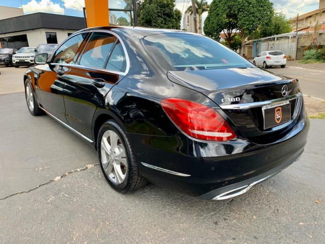 MERCEDES-BENZ C180 EXCLUSIVE 1.6 16V T4P 2015 - Foto 6