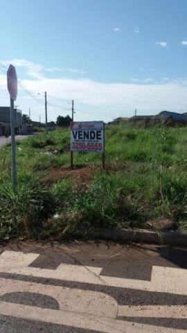 Terreno à venda em Cardoso, Aparecida de goiânia cod:AR2334 - Foto 2