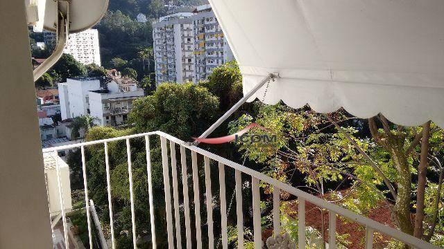 Apartamento residencial à venda, Cosme Velho, Rio de Janeiro - AP0655. - Foto 3