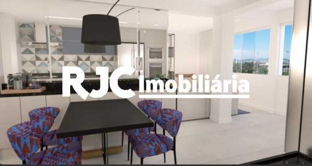 Apartamento à venda com 2 dormitórios em Glória, Rio de janeiro cod:MBAP24787 - Foto 9