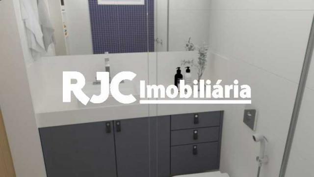 Apartamento à venda com 2 dormitórios em Glória, Rio de janeiro cod:MBAP24787 - Foto 15