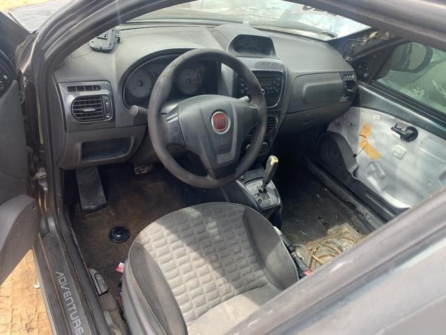 Sucata de new Fiesta sedan 1.5 manual. Para retirada de peças - Foto 3