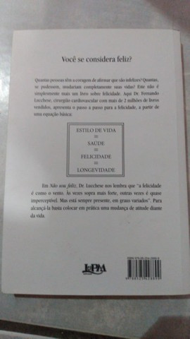 Livro - Não Sou Feliz (por Que?) - Foto 2