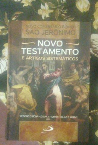 Cometários Bíblicos do Velho e Novo Testamento - Foto 2