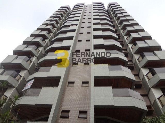 Lindo Ed Green City com 145,00m2 útil, inteiro mobiliado, perto da Av. Paraná, 2 vagas