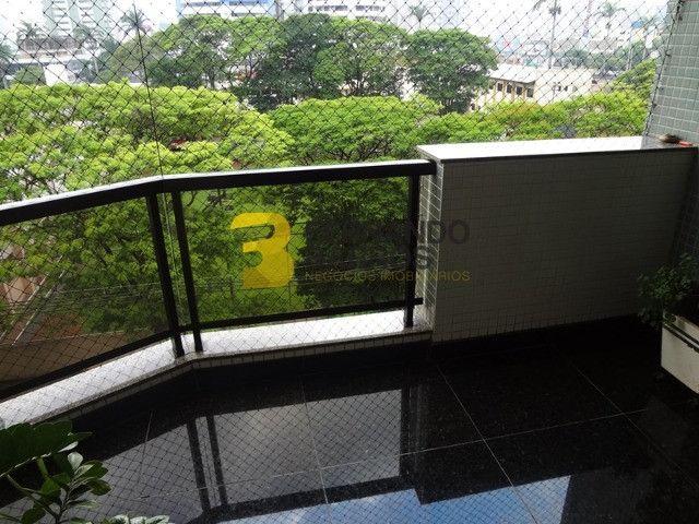 Lindo Ed Green City com 145,00m2 útil, inteiro mobiliado, perto da Av. Paraná, 2 vagas - Foto 12