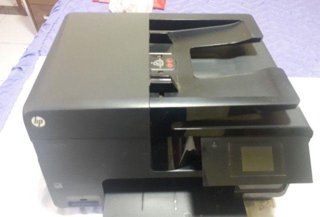 Impressora HP officejet pro 8610 - Foto 4