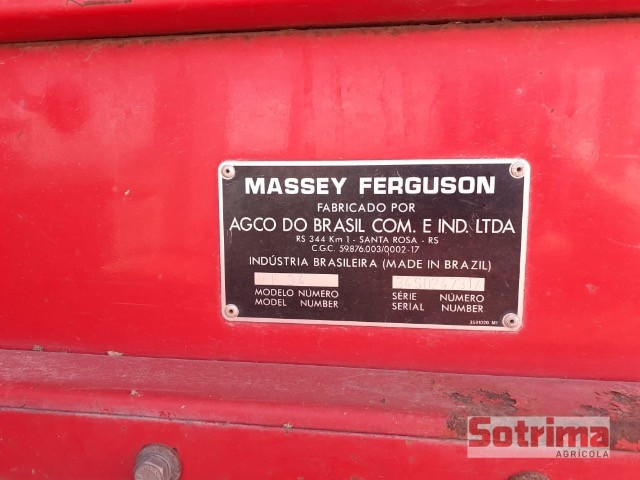 Colheitadeira   Massey Ferguson   MF34.4 - Foto 3