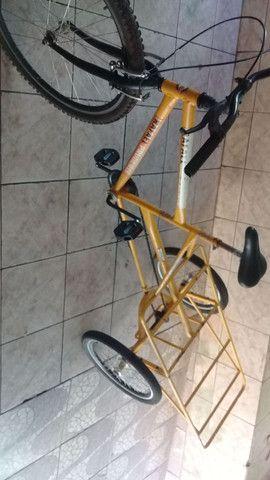 Triciclo conservado  - Foto 2