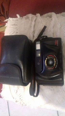 Vendo máquina fotográfica analógica raridade.