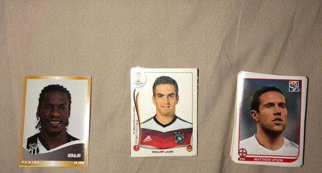 Vendo Figurinhas das Copas 2010 e 2014 e Campeonato Brasileiro 2010