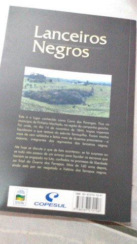 Livro - lanceiros negros - Foto 2