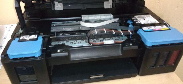 Impressora Canon G3100 Para Retirada de Peças.