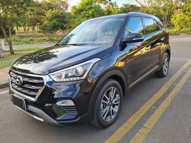 Hyundai creta prestige 2.0 flex aut (59.000km) ano 2018