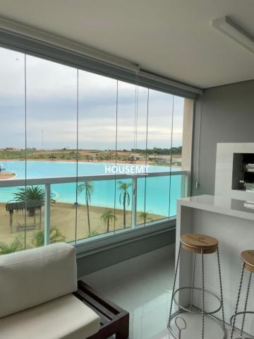 Condomínio Residencial Brasil Beach Com 3 quartos - Foto 4