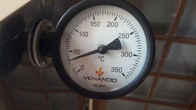 forno Venâncio a gas  - Foto 4