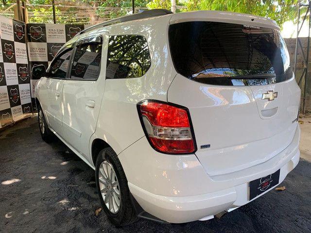 Chevrolet spin LT 1.8 completa gnv - Foto 7
