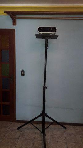 Tripé pedestal/suporte para Projetor e Caixa de som - Foto 5
