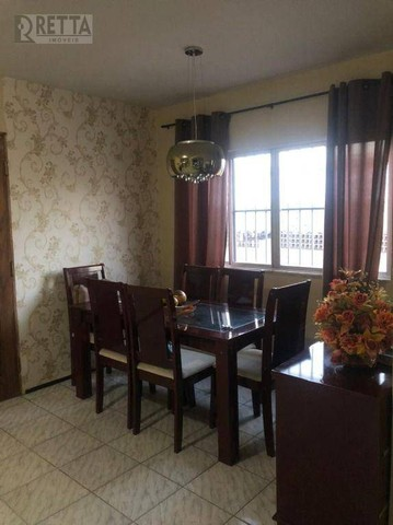Apartamento com 3 dormitórios à venda, 70 m² por R$ 200.000,00 - Vila União - Fortaleza/CE - Foto 3