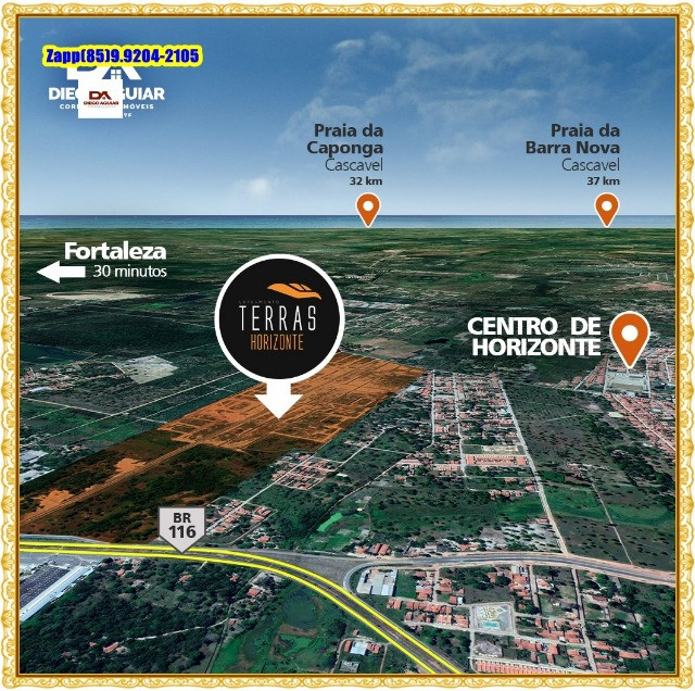 Terras Horizonte Loteamento- Ligue e agende sua visita!!@ - Foto 11