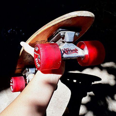 Skate Cruiser mini long  X seven Penny