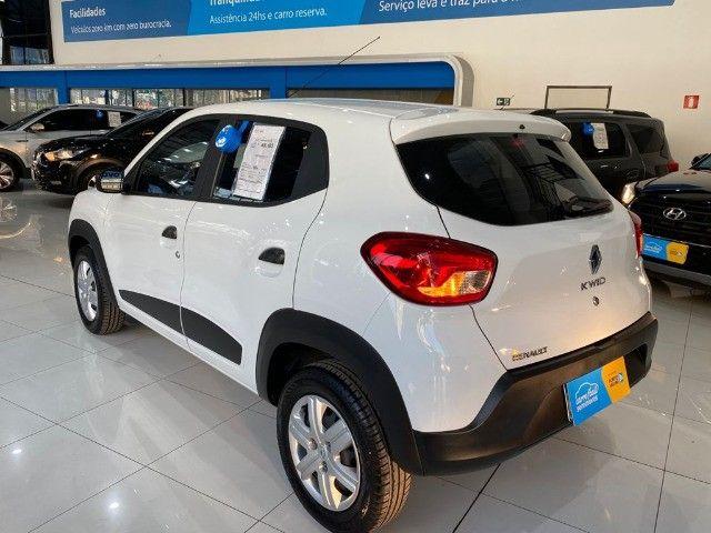 .Renault Kwid 1.0 Zen 2020 -Único dono! Garantia de Fabrica! - Foto 5