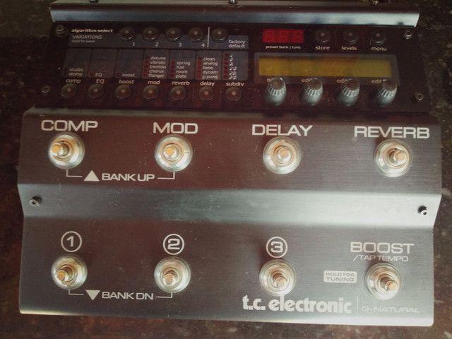 Tc electronic G natural ( acústico) - Foto 2