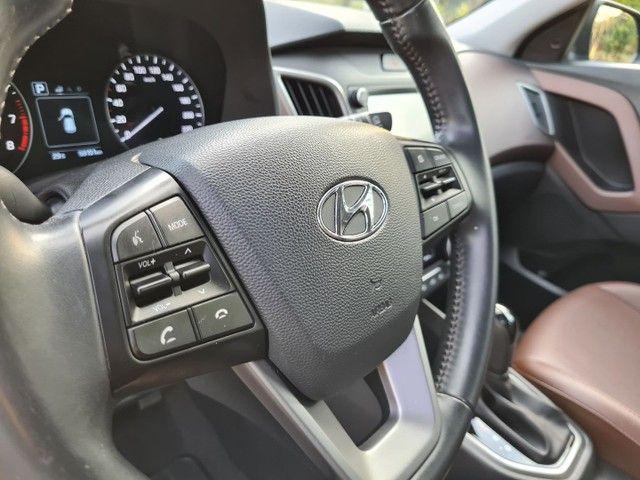 Hyundai creta prestige 2.0 flex aut (59.000km) ano 2018 - Foto 14