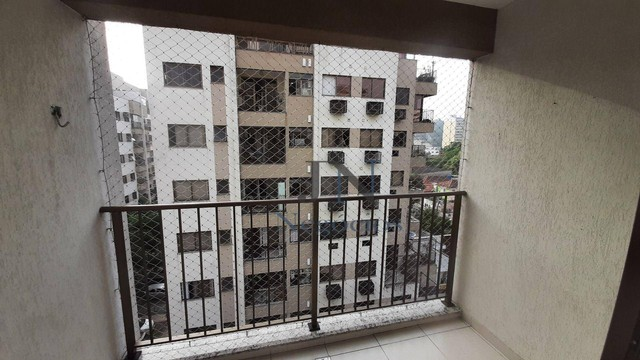 Apartamento com 2 dormitórios para alugar, 69 m² por R$ 2.500,00/mês - Gragoatá - Niterói/ - Foto 17