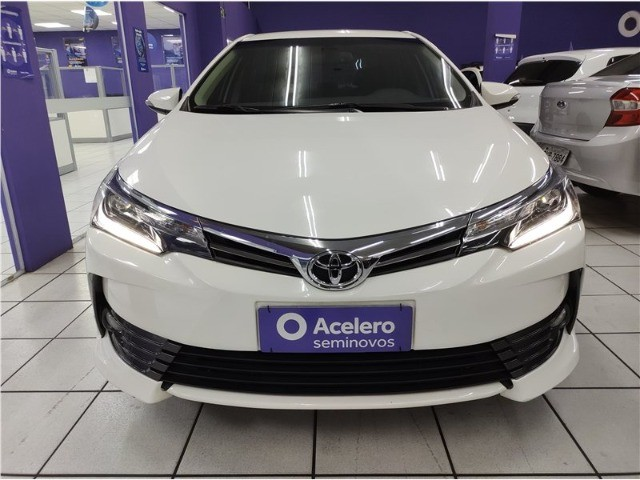 Corolla 2.0 Xrs 16V Flex Automática ** Thais Santos **