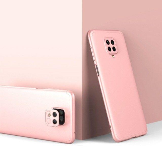 Capinha 360 Anti Impacto Fosca Xiaomi Redmi Note 9s - Foto 6