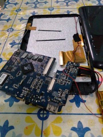 Vendo carcaça de tablet da marca DL - Foto 2
