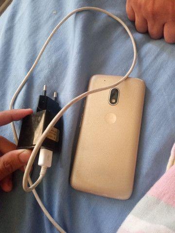 Samsung Galaxy A10 e Moto g4 play VENDO OS DOIS POR$550 - Foto 5