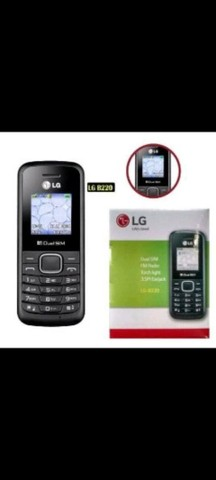 Celular LG lanterninha