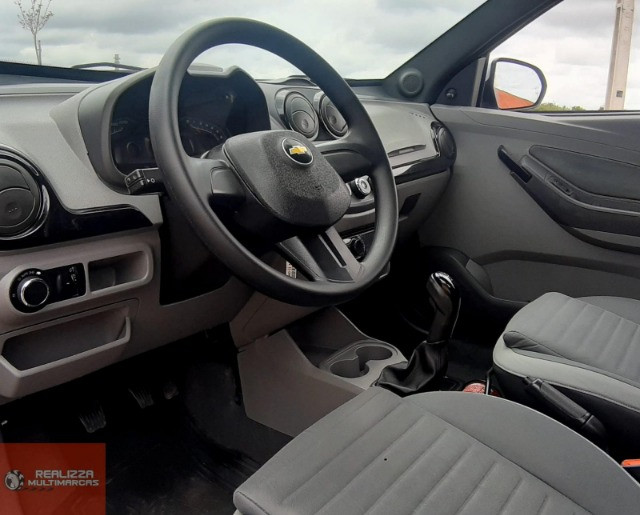 2011 Chevrolet Agile LT - Foto 11