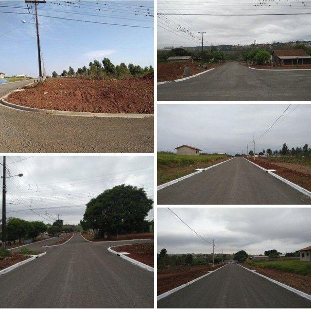 Terreno esquina 476 metros quitado 32 mil Mauá da Serra Paraná avenida saudades