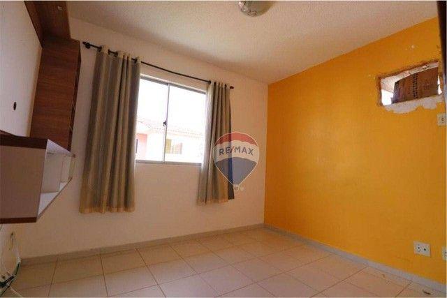 Apartamento com 3 dormitórios à venda, 62 m² por R$ 135.807 - Cond. Jasmim - Tarumã Manaus - Foto 7