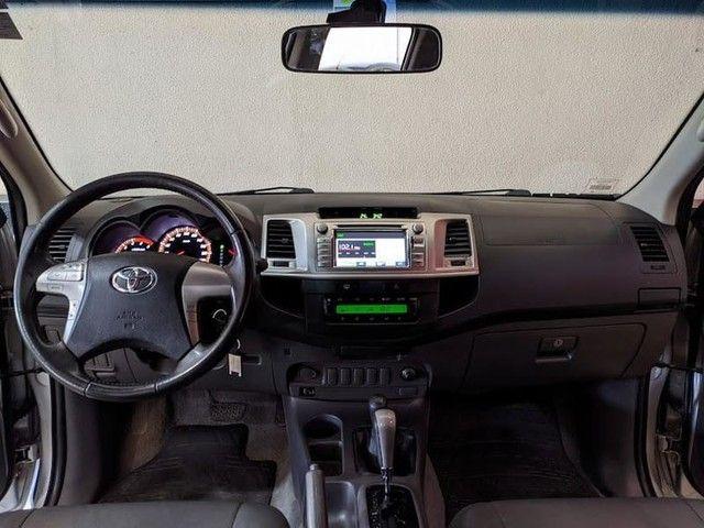 Toyota HILUX CD4X4 SRV - Foto 6