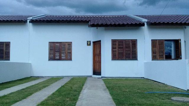 Casa 02 dormitórios - Bairro Centro Novo - Eldorado do Sul