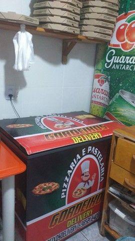Pizzaria completa com toda mercadoria incluso - Foto 2