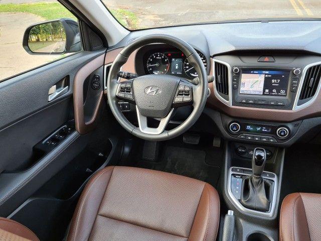 Hyundai creta prestige 2.0 flex aut (59.000km) ano 2018 - Foto 10