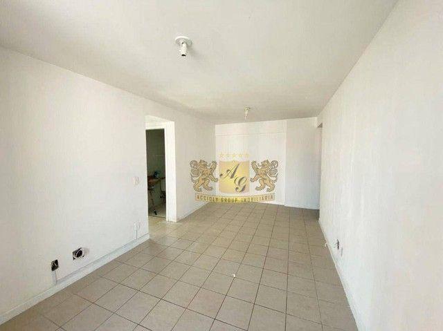 Apartamento com 2 dormitórios para alugar, 80 m² por R$ 1.500,00/mês - Santa Rosa - Niteró - Foto 4