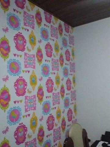 Papel de parede infantil  vinilico lavável